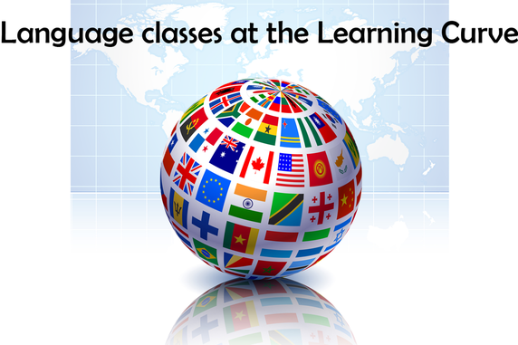 Language classes at the Learning Curve Tutoring Center
